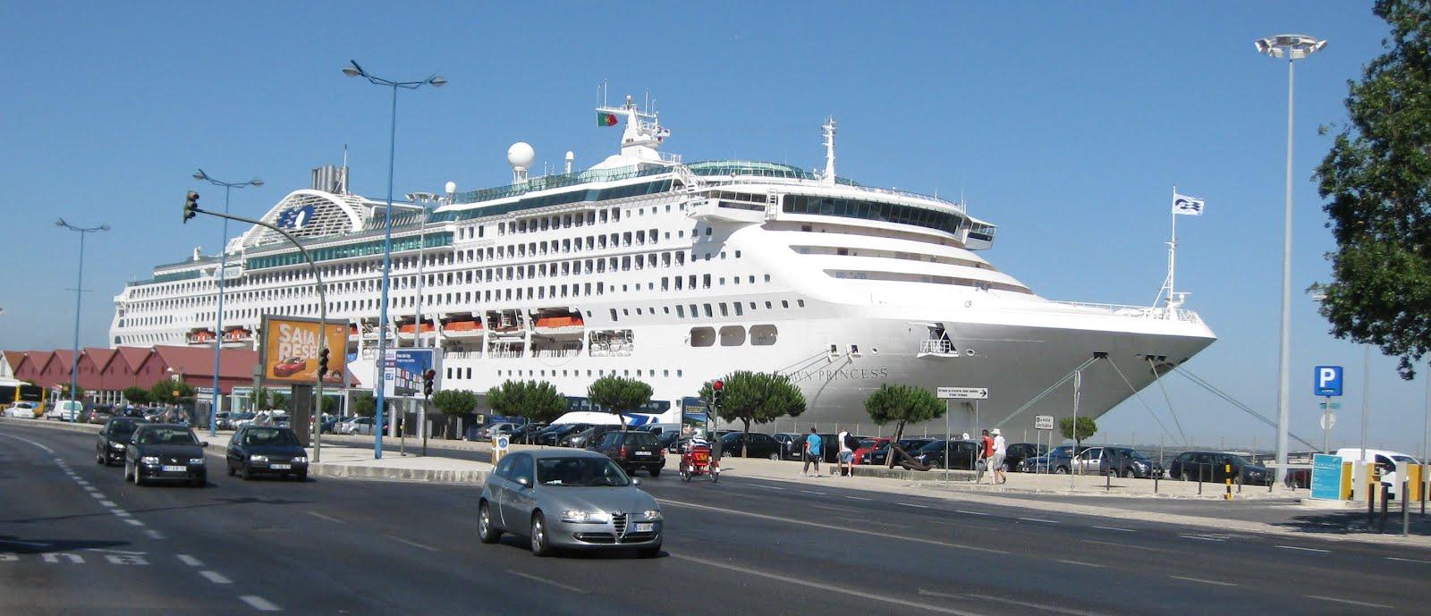 Pacific Rim cruise